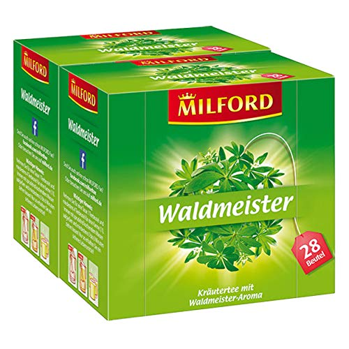 Milford Waldmeister 28 TB, 2er Pack (2 x 56g Packung)